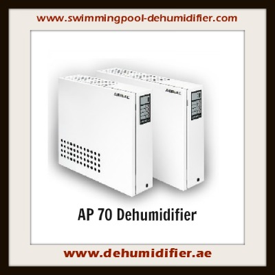 Indoor Pool Wall Mount Dehumidifier By Ctrltech
