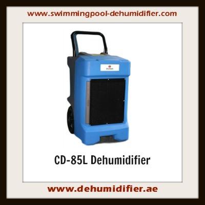 CD-85L pool room dehumidifier in Dubai UAE.