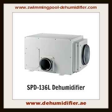 SPD-136L dehumidifier for swimming pool to be decide at swimming pool desgin stage.