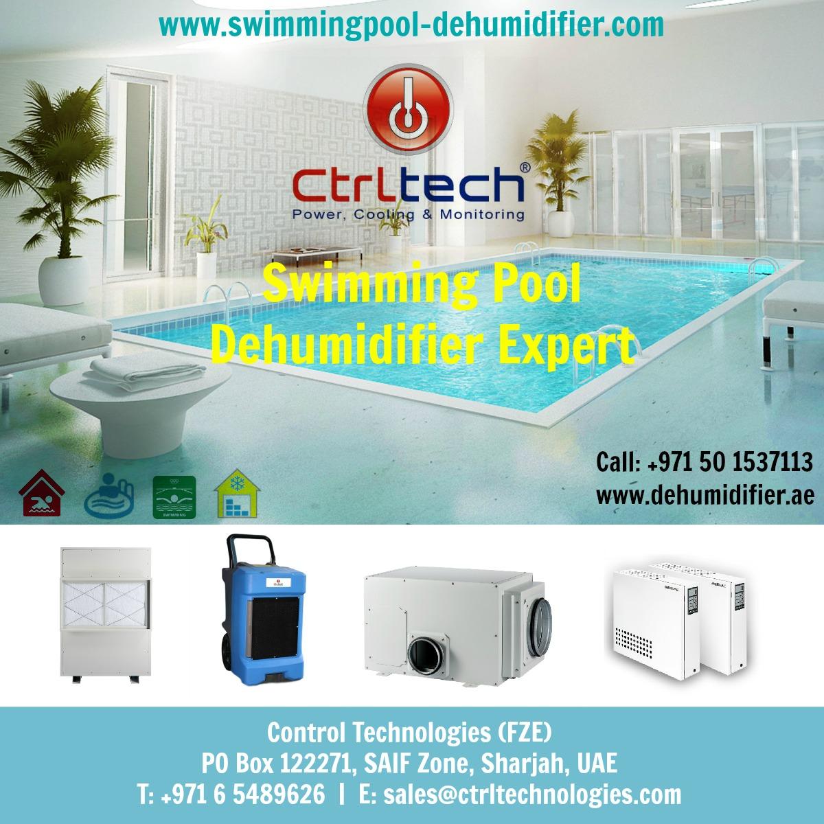 Swimming pool Dehumidifier supplier in UAE, Saudi Arabia ...